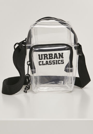 Urban Classics Transparent Crossbody Pouch