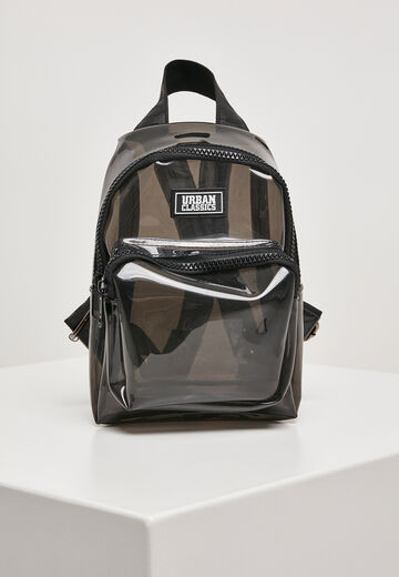 Urban Classics Transparent Mini Backpack