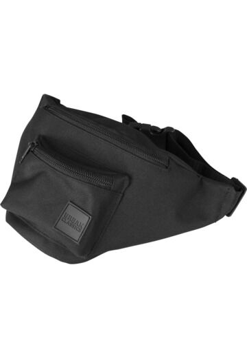 Urban Classics Triple-Zip Hip Bag