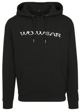 Wu-Wear Embroidery Hoody
