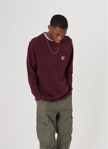 Carhartt Pocket T-Shirt L/S