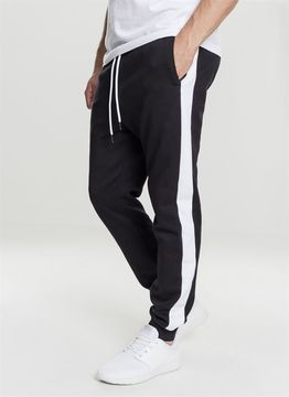 2-Tone InterlockTrack Pants
