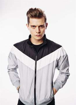 Urban Classics Arrow Zip Jacket
