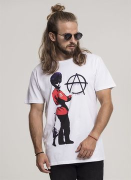Banksy Anarchy Tee