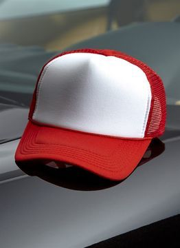 Baseball Cap Trucker high profile
