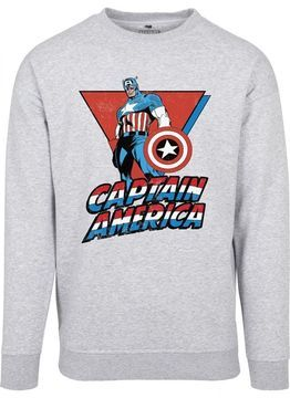 Captain America Crewneck