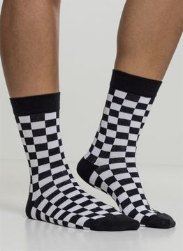 Checker Socks 2-Pack