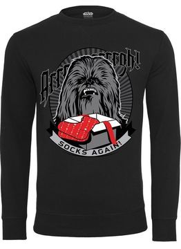 Chewbacca Socks Again Crewneck