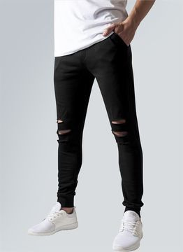 Urban Classics Cutted Terry Pants