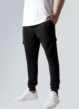 Urban Classics Fitted Cargo Sweatpants