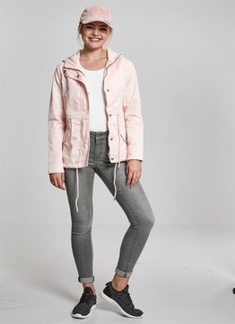 Urban Classics Ladies Ladies Basic Cotton Parka