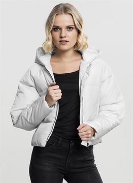 Urban Classics Ladies Ladies Hooded Oversized Puffer Jacket