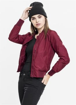 Urban Classics Ladies Ladies Light Bomber Jacket