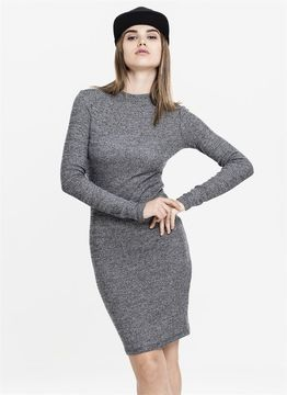Urban Classics Ladies Ladies Rib Dress