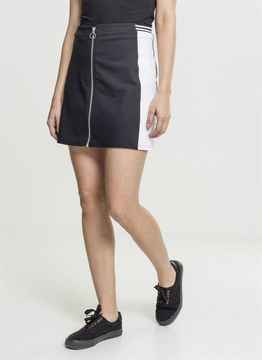 Urban Classics Ladies Ladies Zip College Skirt