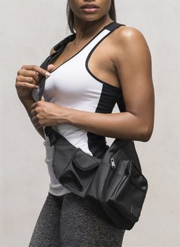 Multi Pocket Shoulder Bag