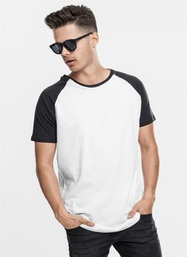 Shaped Raglan Long Tee