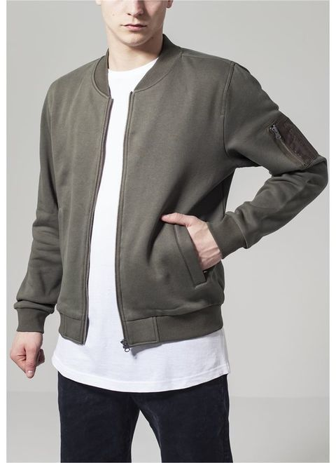 Urban Classics Sweat Bomber Jacket