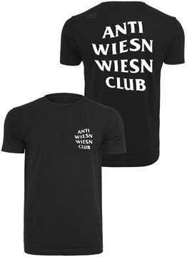Wiesn Club Black Tee